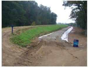 Trajna sanacija odrona dodavanjem drena s kontroliranim odvodom vode